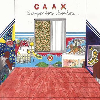 Gaax - Campo dos Sonhos